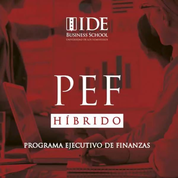 PROGRAMA EJECUTIVO DE FINANZAS