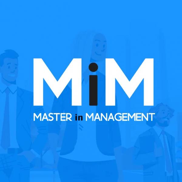 MIM – Máster in Management