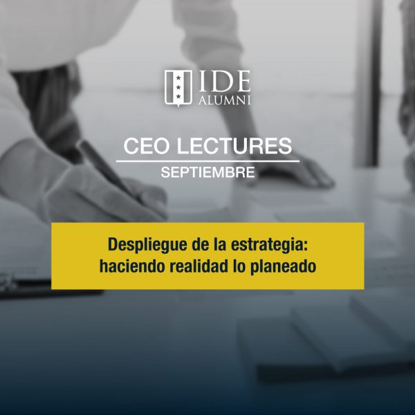 CEO LECTURES